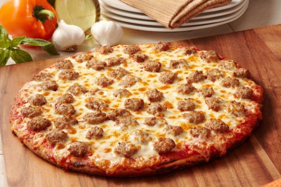 بيتزا سجق