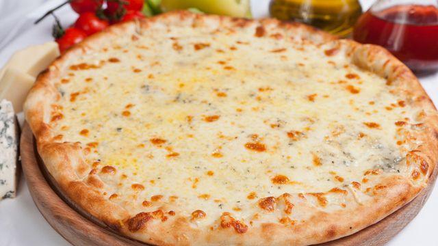 بيتزا مكس جبن