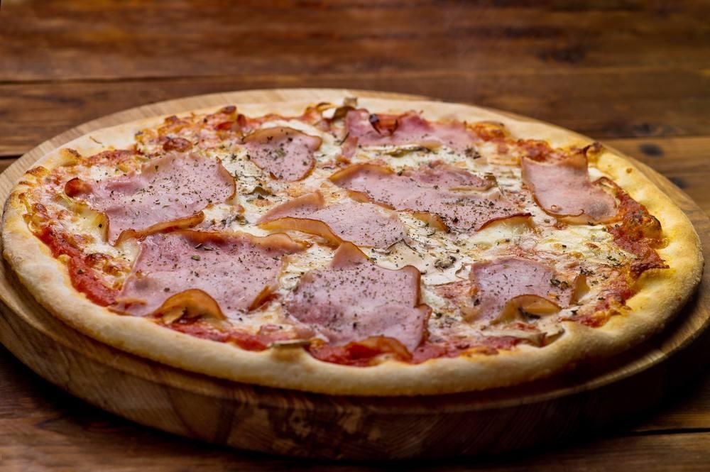 بيتزا لانشون